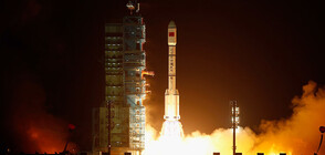 Китай изстреля първия си спътник за изследване на Слънцето (ВИДЕО)