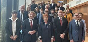 Гешев се срещна с главните прокурори от ЕС