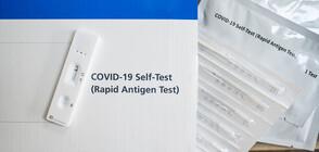 Заведения в София създадоха пунктове за бързи тестове за COVID-19