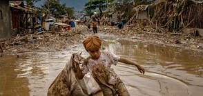 Десетки жертви на свлачища и наводнения във Филипините (ВИДЕО+СНИМКИ)