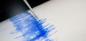 Земетресение в Югозападна Полша