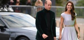 Принц Уилям и Кейт Мидълтън раздадоха награди за опазването на околната среда