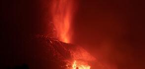 Кадри от дрон показват опустошителната мощ на вулкана, унищожил Ла Палма (ВИДЕО)
