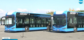 ЗА ПО-ЧИСТ ВЪЗДУХ: Електрически автобуси ще поемат основния трафик в Бургас