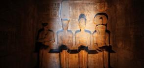 """Хиляди наблюдаваха древноегипетското слънчево """"чудо"""" в Абу Симбел (СНИМКИ)"""