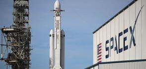 SpaceX изстреля космическия си кораб, предназначен за полети до Марс (ВИДЕО)