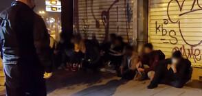 Нощна спецакция срещу мигранти, проституция и наркотици (ВИДЕО+СНИМКИ)