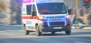 Катастрофа между два рейса в София, има пострадали пътници (ВИДЕО)