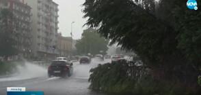 Мощна буря удари Южна Италия, взе жертва (ВИДЕО)