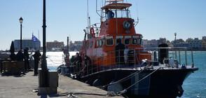 Четири деца се удавиха при потъване на лодка с мигранти край Хиос (ВИДЕО+СНИМКИ)