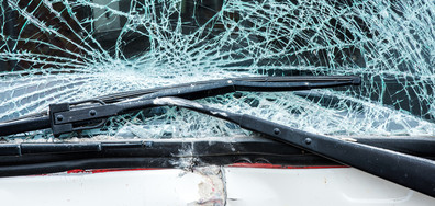 Жена и две деца пострадаха при катастрофа в Кюстендил