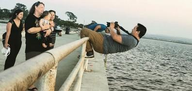 Фотографи, които направиха всичко за перфектната снимка (ГАЛЕРИЯ)