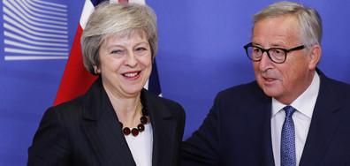 Юнкер и Мей са постигнали напредък по преговорите за Brexit