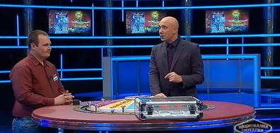 """Димитър Чучуганов спечели 30 000 лева от играта """"МЕГА ДЖАКПОТ"""""""