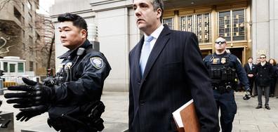 Осъдиха бившия адвокат на Тръмп на 3 г. затвор