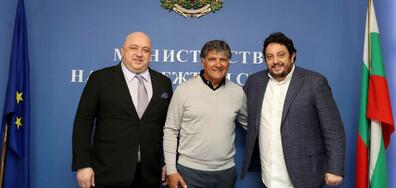 България иска филиал на академията на Надал (ВИДЕО+СНИМКИ)