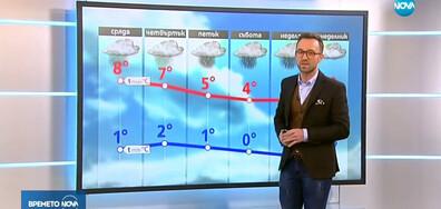 Прогноза за времето (23.01.2019 - обедна)