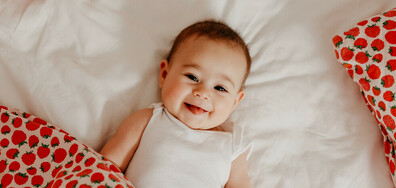 Американка роди близо 7-килограмово бебе (СНИМКА)