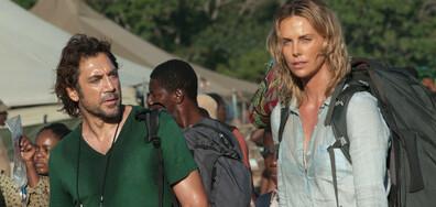 Чарлийз Терон и Хавиер Бардем на мисия в Африка по NOVA