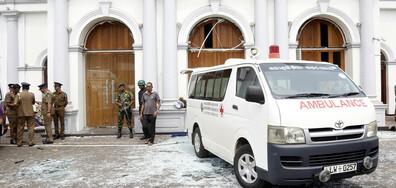 8 атентатори-камикадзе извършили атаките в Шри Ланка