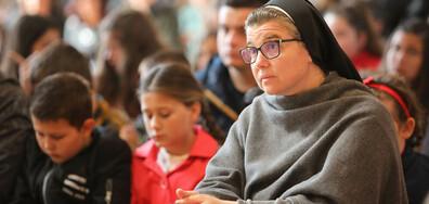 Католиците в град Раковски отбелязват Великден