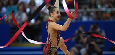 Трети медал за Боряна Калейн от Световната купа в Ташкент