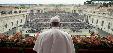 Папското обръщение към политиците от цял свят беше на български език