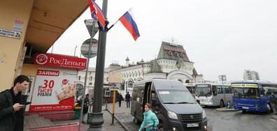 Бронираният влак на Ким Чен-ун пристигна в Русия