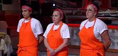 Ралица, Чилева и Татяна са заплашени от изгонване от Hell's Kitchen България