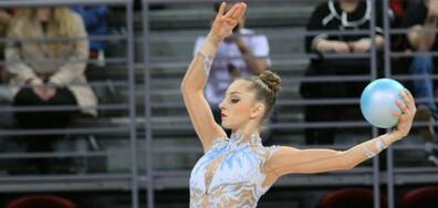 Бронзов медал за Боряна Калейн на Европейското първенство в Баку
