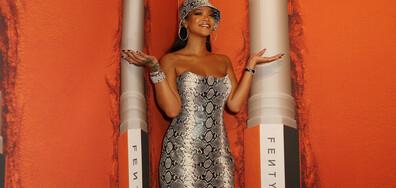 Певицата Риана лансира нов моден бранд
