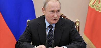 Путин спря гражданските полети до Грузия
