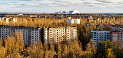 33 ГОДИНИ САМОТА: Фотографски разказ за Чернобил