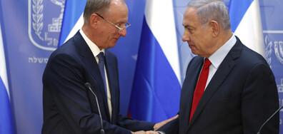 Нетаняху към Москва: Няма да допуснем Иран да се окопае на границата ни със Сирия