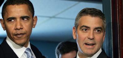 Обама и Клуни на разходка с лодка в езерото Комо (ВИДЕО+СНИМКИ)