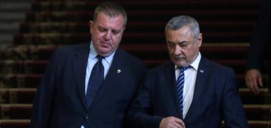 Каракачанов: С Валери се разбрахме - на места ще сме заедно на вота