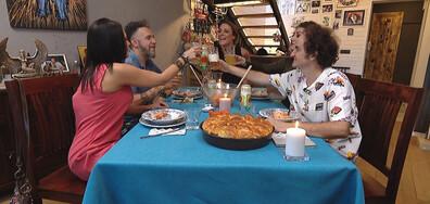 """Силвия Петкова представя стари семейни рецепти в """"Черешката на тортата"""""""