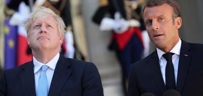 Макрон: До 30 дни може да договорим предпазния механизъм при Brexit