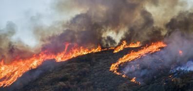 Опасност от пожари и мъртви вълнения