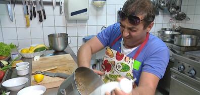 """Балансирано меню и смях от сърце с Цветомир Иванов в """"Черешката на тортата"""""""