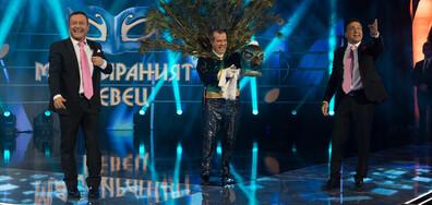 """""""Маскираният певец"""" завладя българския телевизионен ефир"""