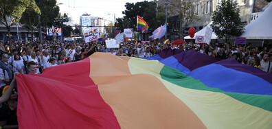 Хиляди се включиха в гей парада в Белград