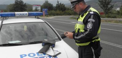 Акция: Полицията проверява шофьорите за използване на мобилни телефони