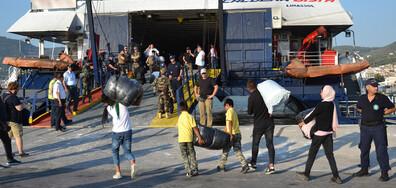 Расте броят на бежанците и мигрантите в Гърция