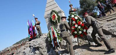 111 години независимост: Тържествата във Велико Търново (ГАЛЕРИЯ)