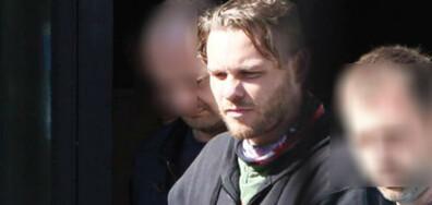 Полфрийман излезе от общежитието в Бусманци