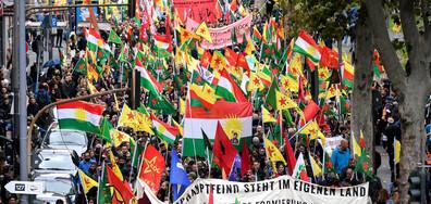 Протести из цяла Германия срещу турската офанзива в Сирия
