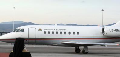 """""""Фалкон""""-ът пак се счупи преди полет на Борисов"""