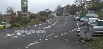 ОПАСНА МАРКИРОВКА: Хоризонталните знаци объркват шофьорите в Шумен