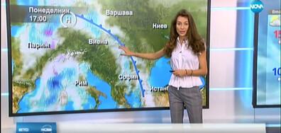 Прогноза за времето (18.11.2019 - централна)